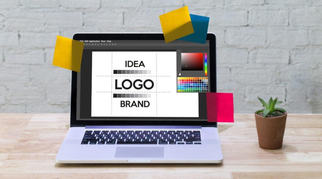 Prosessen bak å lage en logo