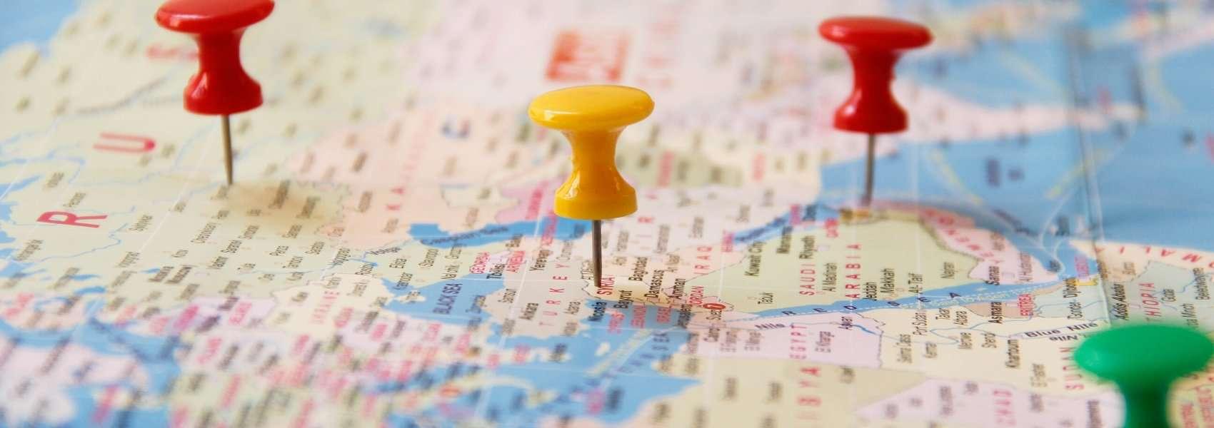 10 populære reisemål & destinasjoner for klassetur